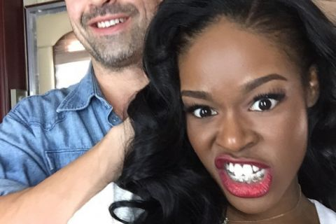 Azealia Banks et Jesse Bradford : En couple, ils officialisent à Coachella