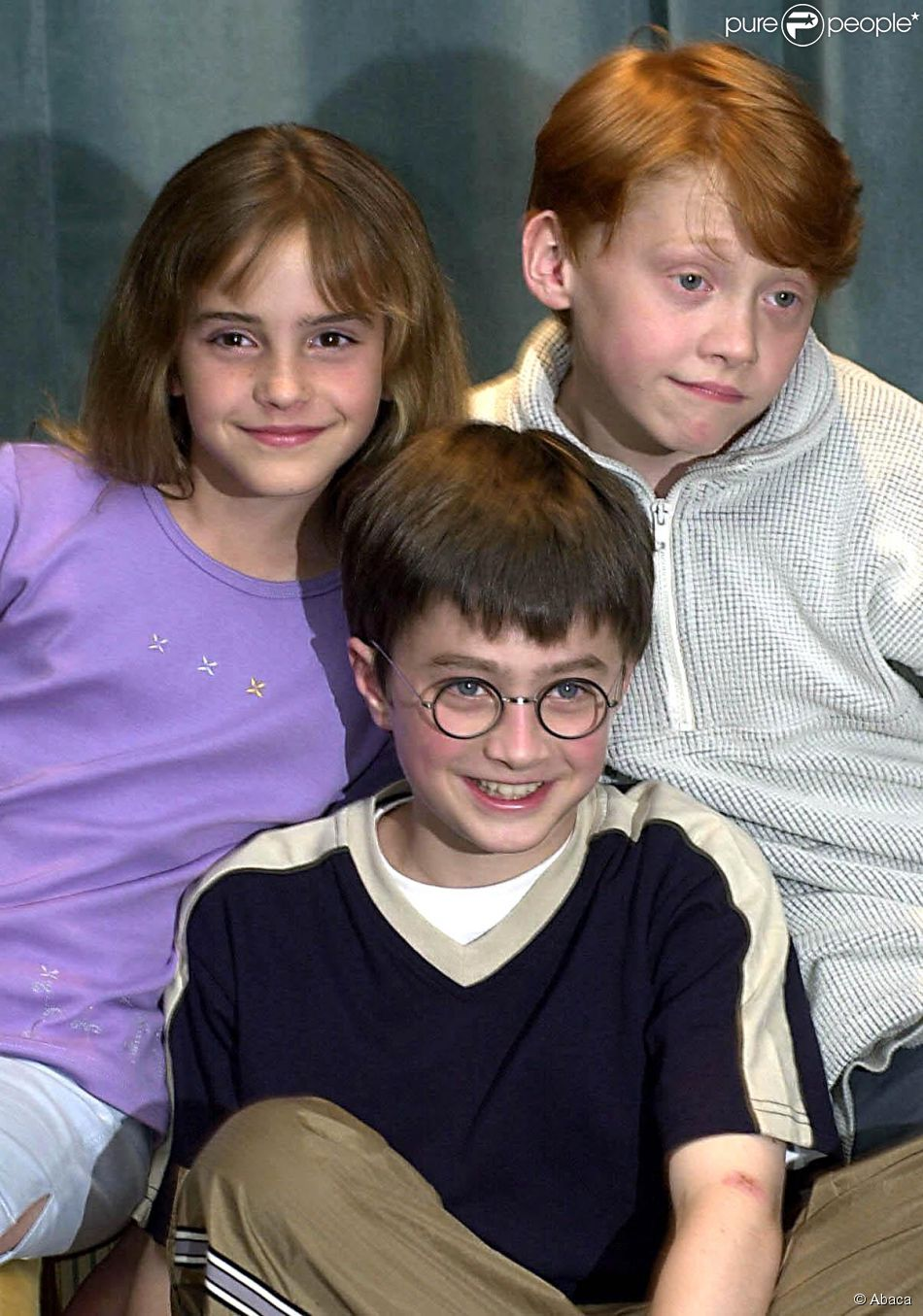 Daniel Radcliffe and Emma Watson Harry Potter