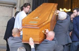 Obsèques de Patrice Dominguez : Sa femme Cendrine effondrée, les people réunis