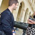 """Arielle Dombasle - Conférence de presse pour le lancement de la nouvelle saison de l'Opéra en Plein Air avec la présentation de """"La Traviata"""" dans la cour d'honneur des Invalides à Paris, le 13 mars 2015."""