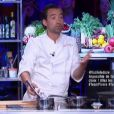 Pierre Augé, dans  Top Chef, le choc des champions 2015 , sur M6, le lundi 20 avril 2015.