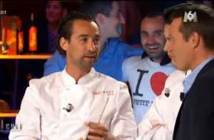 Top Chef, Le choc des champions 2015 : Pierre Augé gagnant devant Xavier Koenig