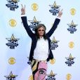Steven Tyler lors des 50ème Academy of Country Music Awards au Stadium d'Arlington, Texas, le 19 avril 2015