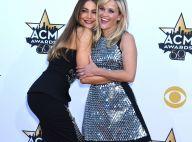 Sofia Vergara et Reese Witherspoon : Duo glamour et complice, devant Nick Jonas