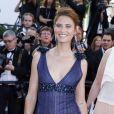 """Bianca Balti - Montée des marches du film """"Sils Maria"""" lors du 67 ème Festival du film de Cannes – Cannes le 23 mai 2014."""