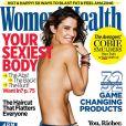 Cobie Smulders en couverture de magazine Women's Health, numéro de mai 2015