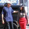 Kim Kardashian est la première à qui Bruce Jenner a confié sa future transformation. La star de télé-réalité de 34 a une fois surpris son beau-père, habillée d'une robe. Interview diffusée sur ABC le vendredi 24 avril.