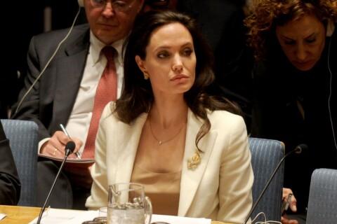 Angelina Jolie : Belle et engagée, elle s'élève contre l'ONU pour les Syriens !