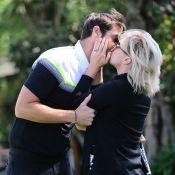 Jennie Garth : Fière de sa bague et folle d'amour pour Dave Abrams, son fiancé