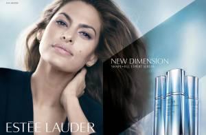 Eva Mendes nouvelle égérie Estée Lauder : Renversante de beauté à 41 ans