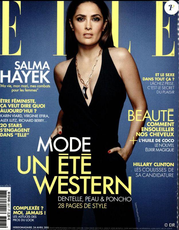 Le magazine Elle du 24 avril 2015