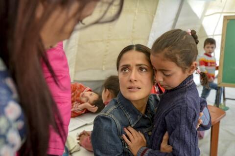 Salma Hayek dit tout : Son drame personnel, sa fille Valentina et ses combats