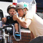 Josh Duhamel : Le mari de Fergie, papa-poule sportif avec son adorable Axl