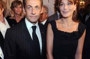 REPORTAGE PHOTOS : Quand Nicolas Sarkozy a le même tailleur que sa femme !