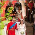 Le prince William et Kate Middleton célébraient le 29 avril 2011 leur mariage, à Westminster. Quatre ans plus tard, le 29 avril 2015, ils attendaient l'arrivée imminente de leur deuxième enfant.