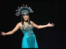 REPORTAGE PHOTOS EXCLUSIVES : Sofia Essaidi en  Cléopâtre est... époustouflante !