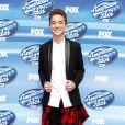 "Daniel Seavey, à la soirée ""American Idol"" à Hollywood, le 13 mai 2015"