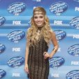 "Maddie Walker, à la soirée ""American Idol"" à Hollywood, le 13 mai 2015"