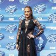 """Jennifer Lopez, à la soirée """"American Idol"""" à Hollywood, le 13 mai 2015"""