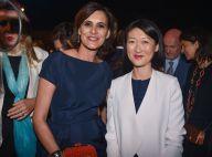Inès de la Fressange et Alice Taglioni : Duo de charme sur le toit de Cannes
