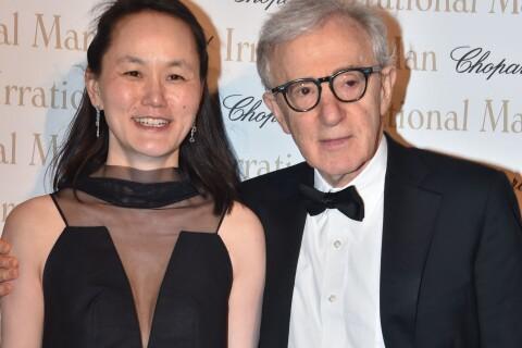 Woody Allen et sa femme Soon-Yi : Sourires et réflexions toujours incisives