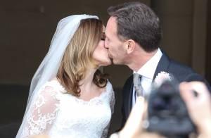 Mariage de Geri Halliwell : Victoria Beckham, triste absente et touchante...
