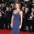 """Claudia Vieira - Montée des marches du film """"The Sea of Trees"""" (La Forêt des Songes) lors du 68e Festival International du Film de Cannes, le 16 mai 2015."""