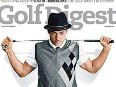 PHOTOS : Justin Timberlake, un sublime golfeur !