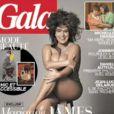 Marianne James, sublimée par l'objectif de Gilles-Marie Zimmermann en couverture de Gala