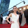 """Charlotte Le Bon - Montée des marches du film """"Inside Out"""" (Vice-Versa) lors du 68e Festival International du Film de Cannes, le 18 mai 2015."""