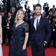 """Marilou Berry, Pierre Niney - Montée des marches du film """"Inside Out"""" (Vice-Versa) lors du 68e Festival International du Film de Cannes, le 18 mai 2015."""