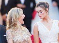 Cannes 2015: Mélanie Laurent scintille devant Charlotte Le Bon et vice versa