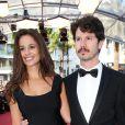 """La charmante Lucie Lucas - Montée des marches du film """"Carol"""" lors du 68 ème Festival International du Film de Cannes, à Cannes le 17 mai 2015."""