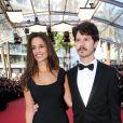 """Lucie Lucas - Montée des marches du film """"Carol"""" lors du 68 ème Festival International du Film de Cannes, à Cannes le 17 mai 2015."""