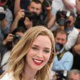 """Emily Blunt - Photocall du film """"Sicario"""" lors du 68e festival international du film de Cannes le 19 mai 2015."""