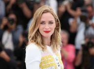 Cannes 2015: Emily Blunt, divine beauté au côté du futur marié Josh Brolin