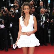 Lucie Lucas, sexy à Cannes dans une robe audacieuse : La star de Clem au top !