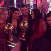 Rumer Willis remporte Dancing with the Stars, Demi Moore et Bruce Willis fiers