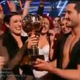 Rumer Willis remporte la 20e saison de Dancing with the Stars le 19 mai 2015