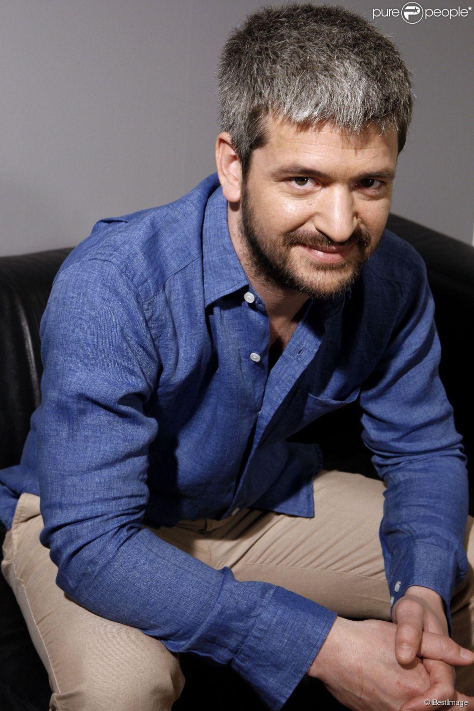 Le chanteur Grégoire - Paris, le 1er mai 2015