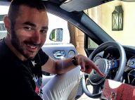 Karim Benzema arrêté sans permis : La star des Bleus dément avec le sourire