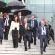 Le prince Frederik et la princesse Mary ont pris part le 19 mai 2015 à un événement mettant à l'honneur le design danois à Hambourg, dans le cadre d'une visite officielle de trois jours en Allemagne.