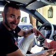 Karim Benzema dément conduire sans permis le 20 mai 2015.