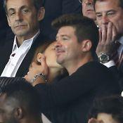 Robin Thicke : Amoureux au Parc des Princes après une folle semaine à Cannes