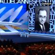 Lambert Wilson rend hommage à Jean Zay, le créateur du Festival de Cannes.