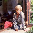 Françoise Sagan en septembre 1991.