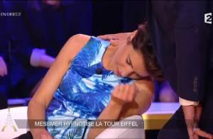 Alessandra Sublet : Sous hypnose et complètement déboussolée face à Messmer !