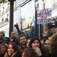 """Ambiance - Première du film """"Jurassic World"""" à l'Ugc Normandie à Paris le 29 mai 2015."""