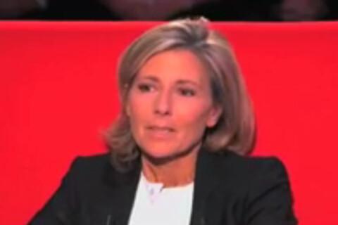 Claire Chazal, fragile dans Le Divan : Elle lâche prise, les larmes montent...