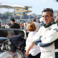 Exclusif - François Fillon participe à l'édition 2014 de Le Mans Classic le 4 juillet 2014. Comme tous les deux ans depuis 2002, le circuit des 24H du Mans s'apprête à accueillir la course historique Le Mans Classic ce week-end, du vendredi 4 au dimanche 6 juillet 2014. Cette année, on attend 450 voitures ayant participé à l'épreuve mancelle entre 1923 et 1979, regroupées par ordre chronologique en six plateaux. Le départ sera donné par Sébastien Loeb samedi à 17h.04/07/2014 - Le Mans